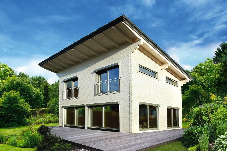 home scandinavian blockhaus. Black Bedroom Furniture Sets. Home Design Ideas